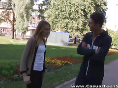 Casual sex with gorgeous teeny