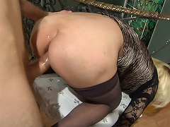 Experienced mom looking for a rocky dick aching to get her asshole...
