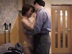 Asian couple fucking