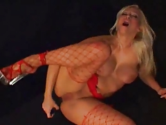 Ass dildoing   Masturbation Of Horny Blondy